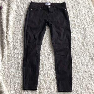 Dark purple PAIGE jeans